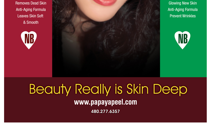new beginnings cosmetics Papaya Peel